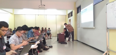 WORKSHOP SIAKAD BAGI MAHASISWA